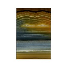 Agate-Mineral-iPad 2 Rectangle Magnet