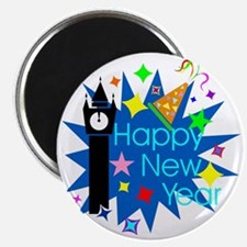 HappyNewYear Magnet