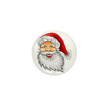 santaclaus Mini Button