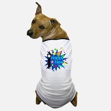 HappyNewYear Dog T-Shirt