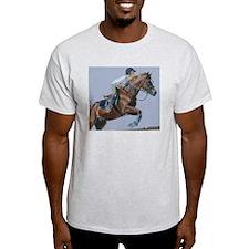 dani_horse_tile T-Shirt