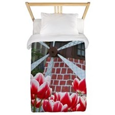 Tulips Twin Duvet