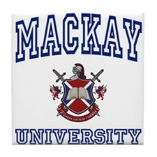 MACKAY University Tile Coaster