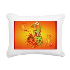 Yard Sign-Year Of The Dr Rectangular Canvas Pillow