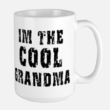 I'm The Cool Grandma Mugs
