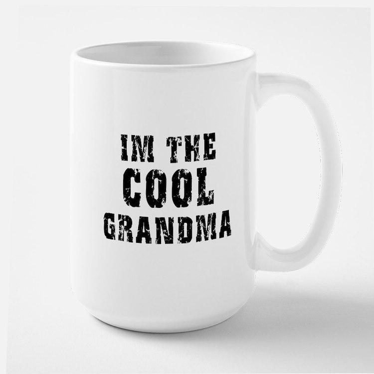 I'm The Cool Grandma Mugs