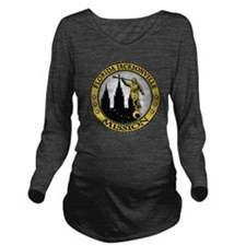 Florida Jacksonville Long Sleeve Maternity T-Shirt