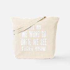Occupy-Broadway-Back-Dark Tote Bag