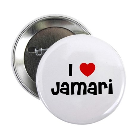 "I * Jamari 2.25"" Button (10 pack)"