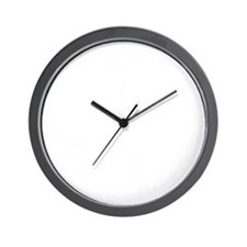 Occupy-Broadway-Front-Darks Wall Clock