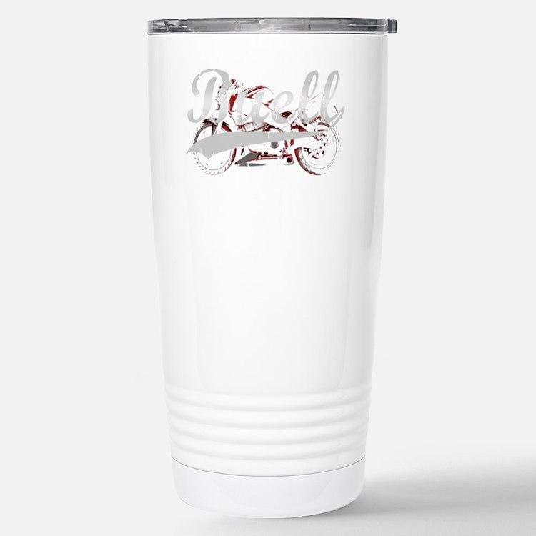 Buell_Script_dark Travel Mug