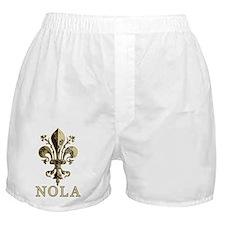 AntiqFleurGbrTyTr Boxer Shorts