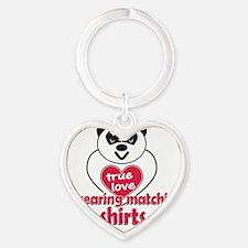 tshirt designs 0713 Heart Keychain