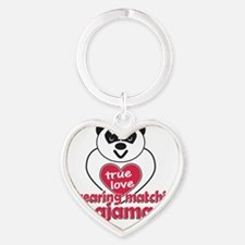 tshirt designs 0714 Heart Keychain
