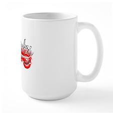 Milwaukee_Motorcycle_Script_dark Mug