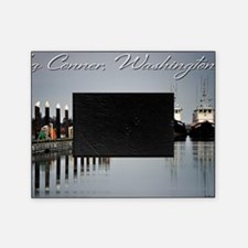 Boats of La Conner © AD Richards 00 Picture Frame