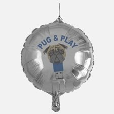 Pug and Play Balloon