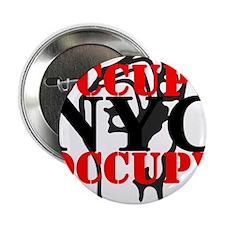 "OccupyNYC 2.25"" Button"