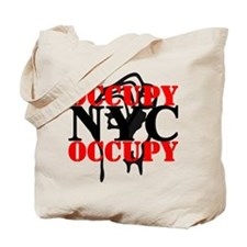 OccupyNYC Tote Bag