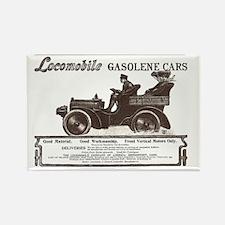 1904 Locomobile Rectangle Magnet