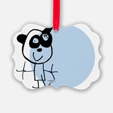 Maggie Panda Ornament