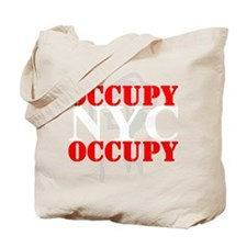 OccupyNYC-lgt Tote Bag
