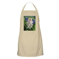 Pink and Bluebonnets Apron