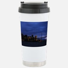 CityLights Stainless Steel Travel Mug