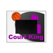 Court King #4 Picture Frame