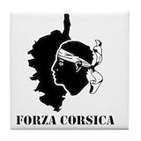 Corsica Drink Coasters