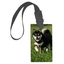 shiba_journal Luggage Tag