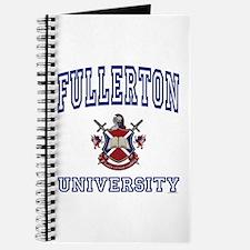 FULLERTON University Journal
