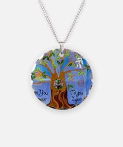 tree for joyce Necklace