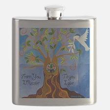 tree for joyce Flask