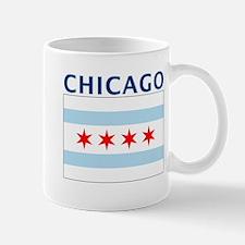 Chicago Flag Gear Mug