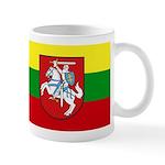 Lithuania w/ coat of arms Mug