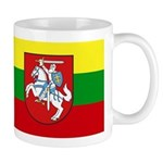 Lithuania w/ coat of arms Mug
