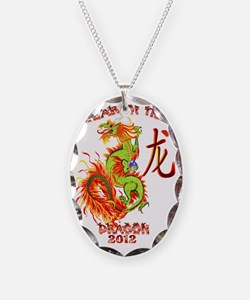 Year Of The Dragon-2012 Trans Necklace