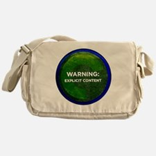 explicitcontent Messenger Bag