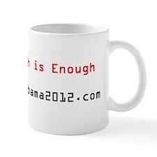 RejectObama2012 bs Mug
