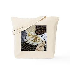 flugelhorn-ornament Tote Bag