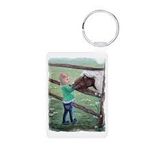 Abigayles Pony2TEST Keychains