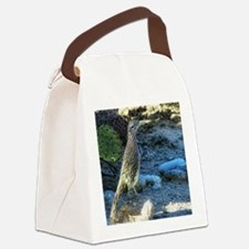 roadrunner 2 Canvas Lunch Bag