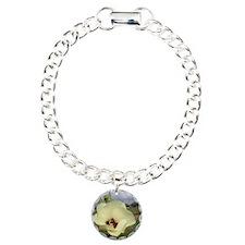 Okra Flower Bracelet