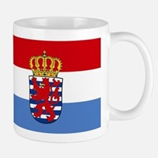 Luxembourg w/ coat of arms Small Small Mug