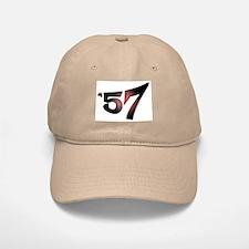 '57 Solid Baseball Baseball Cap