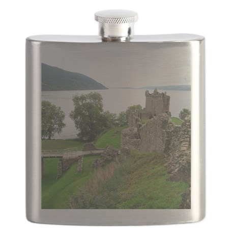 Urquhart Castle Flask