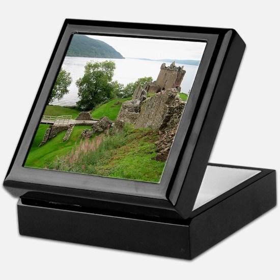 Urquhart Castle Keepsake Box