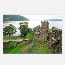 Urquhart Castle Postcards (Package of 8)