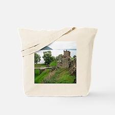 Urquhart Castle Tote Bag